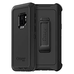 wholesale dealer 9607c 95d56 OtterBox Defender Series Case for Samsung Galaxy S9 - Frustration Free  Packaging - Black