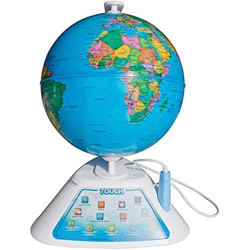 Smart Globe Discovery Educational World Geography Kids ...