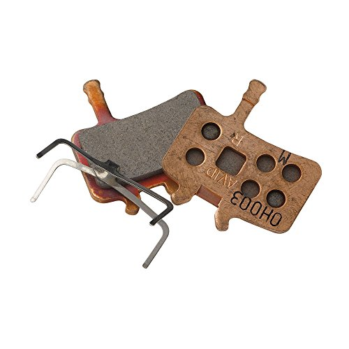 Avid Juicy/BB7 Bicycle Disc Brake Pad Set (Sintered)