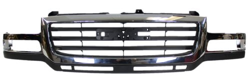 05 sierra black grill - 2