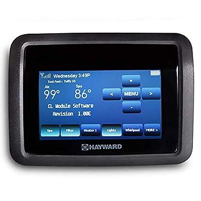 Hayward Goldline AQL2-POD2 AquaPod 2.0 Touchscreen, Waterproof Wireless Remote: Garden & Outdoor