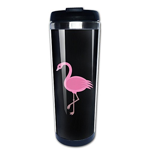 Handson Pink Flamingos Coffe Mug Coffee Tea Thermal Stein