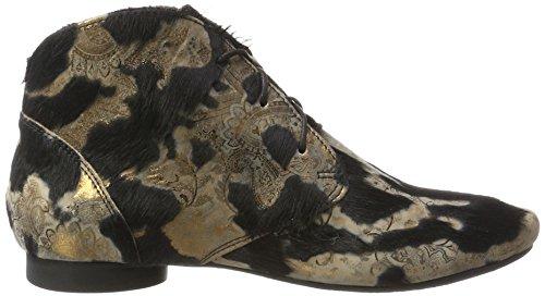 09 Desert Think kombi Guad Boots sz Femme Noir BFqzPFw0