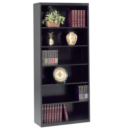 Tennsco Welded Bookcase - 34.5