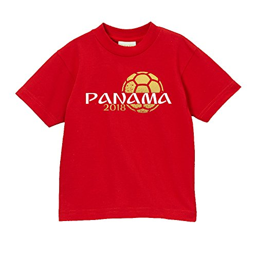 Pam GM Panama Boys Soccer T-Shirt World Cup 2018 (5500 Chip)