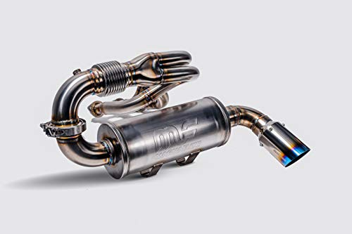 Agency Power Headers - AGENCY POWER HEADER + EXHAUST SYSTEM for 2018-2019 TEXTRON WILDCAT XX