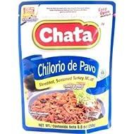 Seasoned Shredded Turkey Chilorio In Pouch