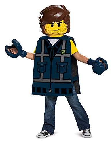 Easy Movie Halloween Costumes (Disguise Rex Dangervest LEGO Movie 2 Basic Toddler)