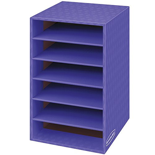 Bankers Box Classroom 6 Shelf Organizer 18