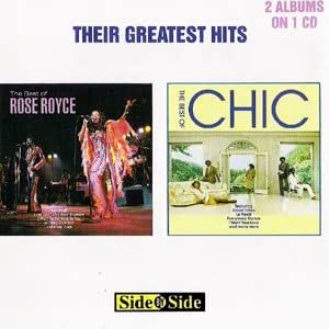 Chic my forbidden lover chic good times rose royce for House music greatest hits