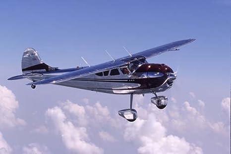Amazon com: Cessna 190 195 Manual Set + Engine Overhaul Maintenance