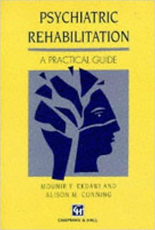 Psychiatric Rehabilitation: A Practical Guide
