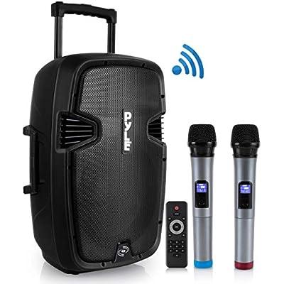 karaoke-portable-pa-speaker-system