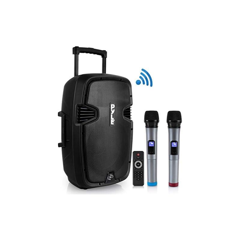 Karaoke Portable PA Speaker System - 160