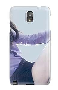 Tpu Jalik Davis Shockproof Scratcheproof Milla Jovovich Hard Case Cover For Galaxy Note 3