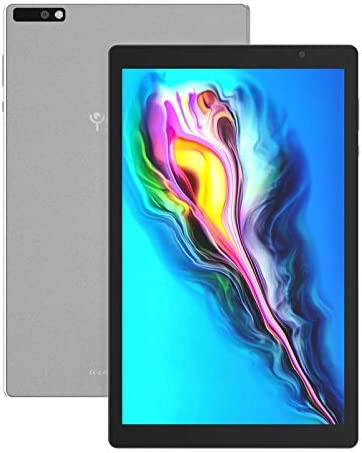 Android Tablet 10.1inch Octa-Core PC Tablet 5G WiFi 3GB RAM 32GB Storage, 1080P Full HD Display, 8MP Rear Dual Camera, Bluetooth5.0 GPS, Frost Metal Body (Silver)