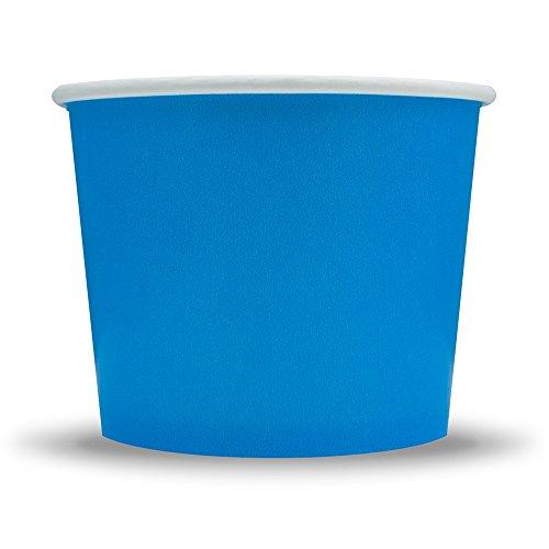 ice cream bowls blue - 5
