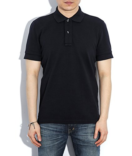 Price comparison product image Wiberlux Tom Ford Men's Classic Polo Shirt 50 Navy