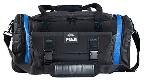 (Fuji Day Trainer Duffle Bag, Black/Blue,)