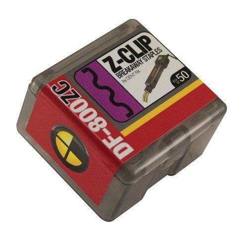 Dent Fix DF-800ZC Hot Stapler (Replacement Staples Z Clip), 50 Pack by Dent Fix