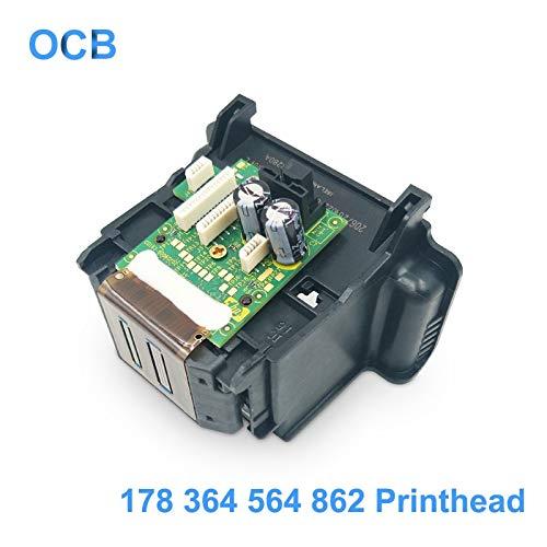 Printer Parts 100% Brand New Cr280A Cr280-30001 for Hp 564 564Xl 4-Slot Printhead Print Head for Hp Photosmart 6510 6515 6520 6525 B211 B211A