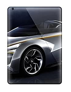 Awesome DfQCREc1704GqjBi Cody Elizabeth Weaver Defender Tpu Hard Case Cover For Ipad Air- Chevrolet Mi Ray Roadster Concept Car