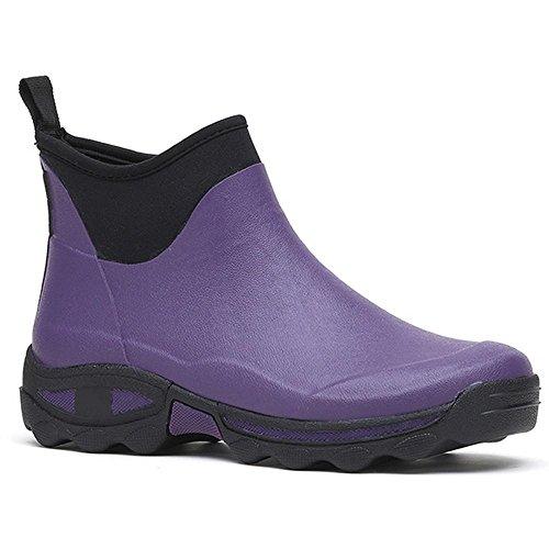 Calzado Y Talla Zapatos Jardín Única Bajo Lady Bota nbsp;huerto Clean 36 Viola Rouchette 8qfPW