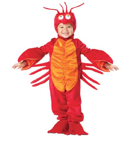 Lil'  (Lil Lobster Toddler Costumes)