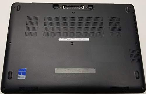 "Dell Latitude E7270 UltraBook 12.5"" Touch Screen Business Laptop (Intel Core i5-6300U, 8GB Ram, 256GB Solid State SSD, HDMI, Camera, WiFi) Win 10 Home (Renewed)"