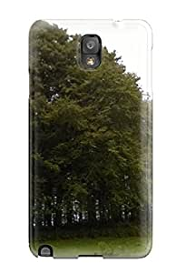 AmandaMichaelFazio Fashion Protective Wind And Trees Case Cover For Galaxy Note 3