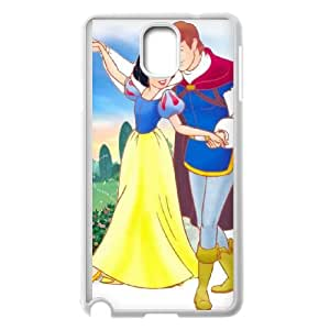 Samsung Galaxy Note 3 Cell Phone Case White Snow White and the Seven Dwarfs Cigjn