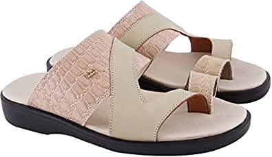 Bartorelli Beige Comfort Sandals Sandal For Men