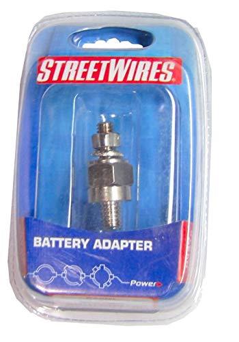 Streetwires BASML Battery Adaptor Side Mount Long Post