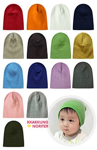 Agibaby 100/% Cotton 3 Pack Infant /& Toddler Boys /& Girls Cute Beanie Hats Multiple Colors