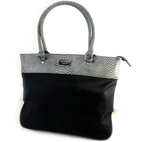 'ted Bag Lapidus'grigio Nero Lapidus'grigio 'ted Bag fHqq8wz65