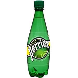 Perrier - Agua mineral, 500 ml (pack de 24 unidades)