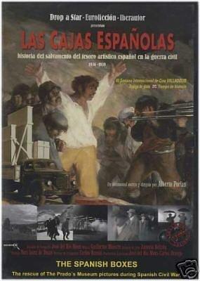 Las cajas Españolas [DVD]