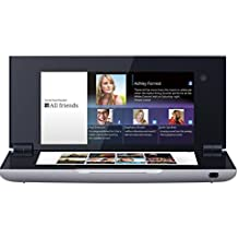 Sony P SGPT211 Unlocked GSM 3G + WiFi Android Tablet w/ Dual 5.5-Inch Displays - Black