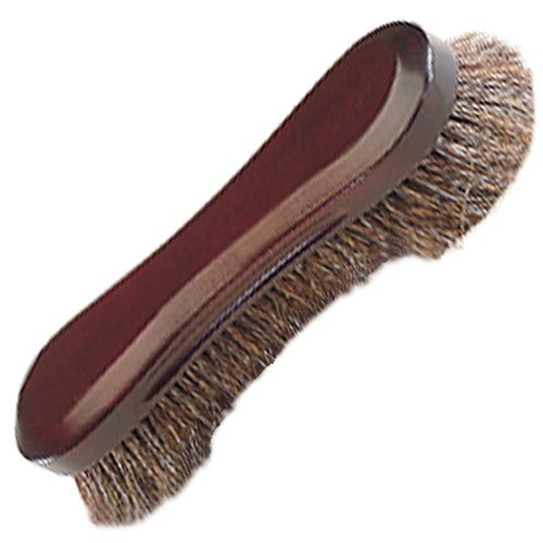 10.5 Brush Horsehair (Cherry Horse Hair Brush - 10.5 Inch)