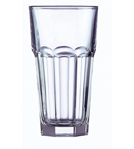 Arcoroc Gotham 22 oz. Beverage Glass (Fully Tempered) 24/CS