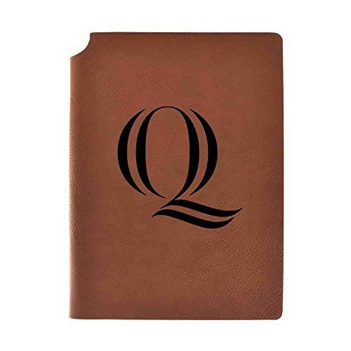 - Quinnipiac University Velour Journal with Pen Holder|Carbon Etched|Officially Licensed Collegiate Journal|