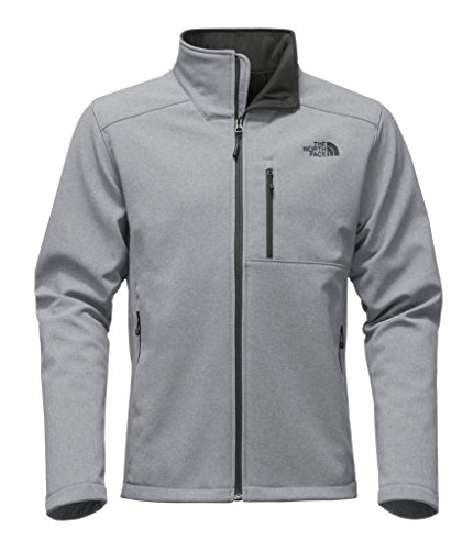 The North Face Men's Apex Bionic 2 Jacket - TNF Medium Grey Heather/TNF Medium Grey Heather - L