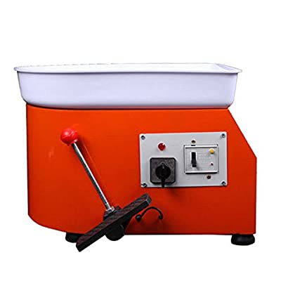 Portable Pottery Clay Forming Machine review