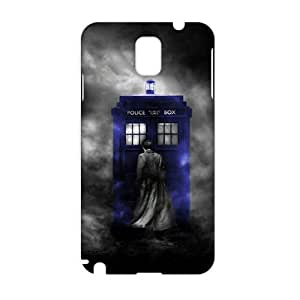 Cool-benz Doctor Who magical blue box 3D Phone Case for Samsung Galaxy Note3