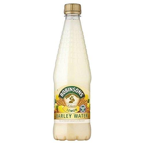 Robinsons Lemon Barley Water 850ml (4 Pack)