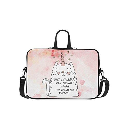 interestprint-animal-unicorn-laptop-sleeve-case-bag-cute-unicorn-shoulder-strap-laptop-sleeve-notebo