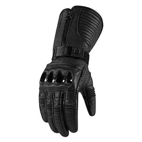 ICON Fairlady Glove Leather Black Large