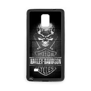 Samsung Galaxy Note 4 Harley-Davidson pattern design Phone Case HHL13DVSJ41763