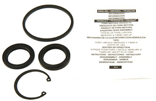 Edelmann 8778 Power Steering Gear Box Pitman Shaft Seal Kit (Shaft Pitman)