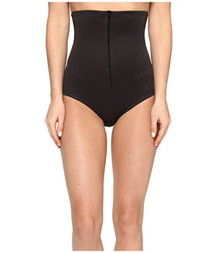 Miraclesuit Inches Off Extra Firm Control Waist Cincher, L, Black